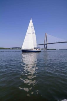 Sailing Instruction on Charleston Harbor