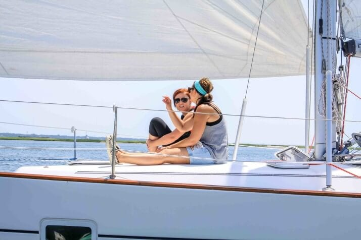 Sailing Cruises in Charleston Harbor