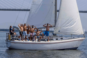 Bachelor Party Cruises