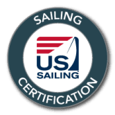 US Sailing Certification logo