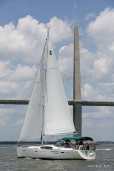 Instructional cruises on Charleston Harbor