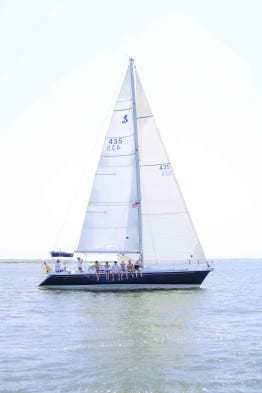 Sailing cruises on Charleston Harbor
